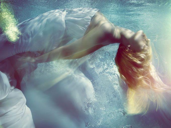 Conoce el trabajo de susanne stemmer, especializada en fotografía submarina.