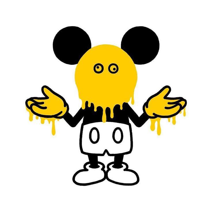 WHO #animal #character #fashion #seijimatsumoto #松本セイジ #art #artwork #draw #graphic #illustration #mickeymouse #disney #イラスト #ミッキーマウス #ネズミ #ファッション #デザイン #アート