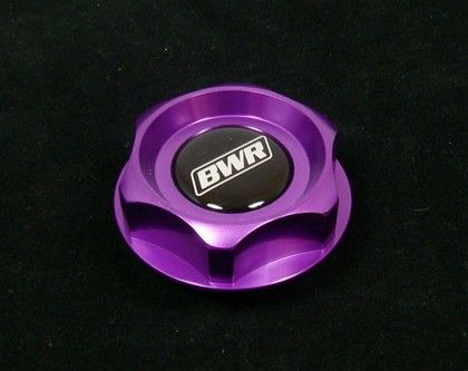 Ford F-super Duty Blackworks Racing Oil Cap (Purple)