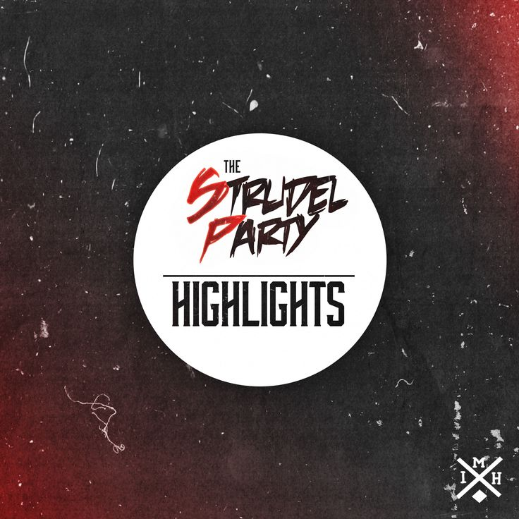 Highlights Cover - https://soundcloud.com/thestrudelparty/highlights