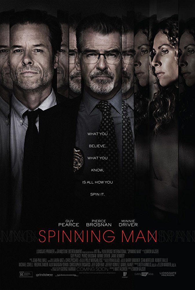 Falsa Evidencia Man Movies Thriller Spinning