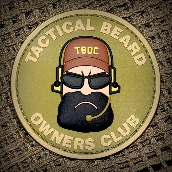 Tactical Beard.  TBOC (not technically Milspec Monkey, but a great patch)