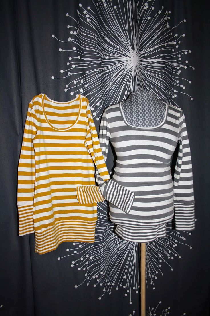 Friendship longs leeve t-hirts made by me out of lovely Nosh organic cotton