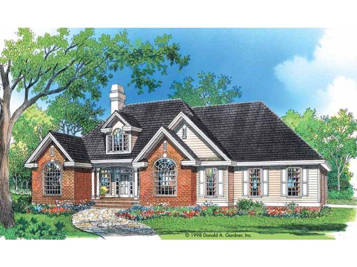 Donald Gardner Designer Dream Homes House Design Ideas