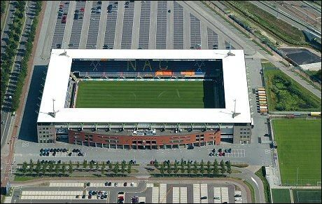 NAC Breda Stadium. | Stadiums in Europe | Pinterest | Stadion