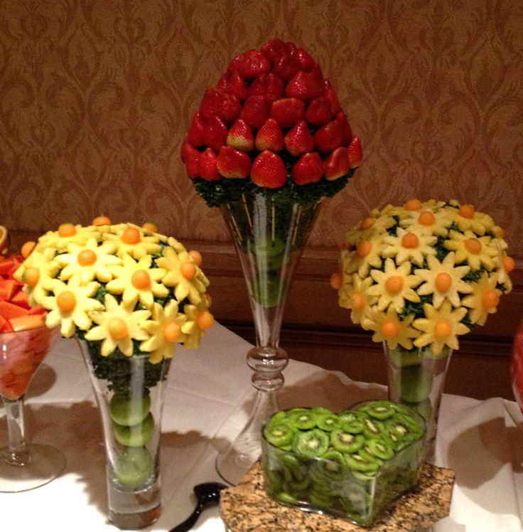Fruit Bouquet Designs
