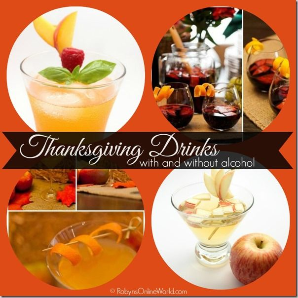 17 best images about thanksgiving recipes on pinterest for Thanksgiving holiday drinks alcohol