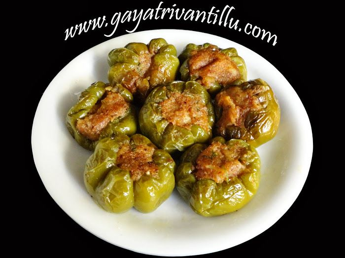 56 best andhra vantalu images on pinterest indian food recipes stuffed capsicum with potato filling simla mirchi aloo kaya koora andhra telugu recipes indian food andhra recipes telugu vantalu gayatri vantillu forumfinder Images