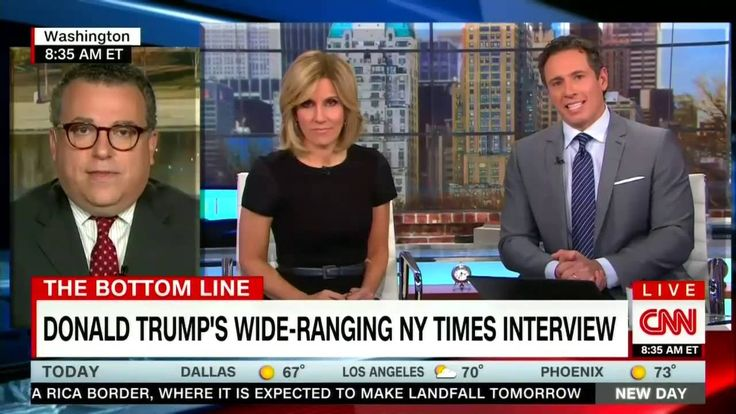 BIAS MEDIA HASN'T LEARNED A THING DURING THIS ELECTION... Chris Cuomo: Trump Administration Will Demand 'Constant Opposition' from...