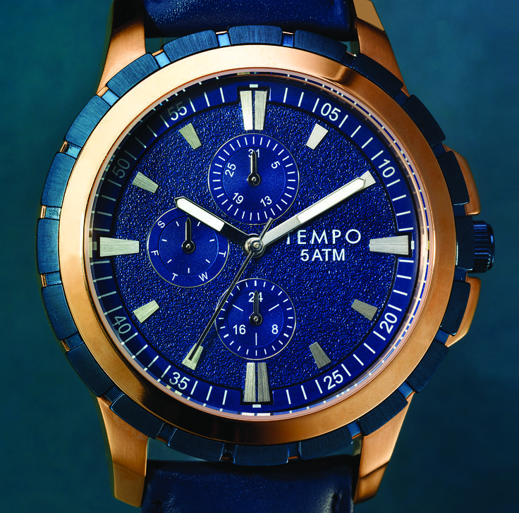 Tempo watch for Him