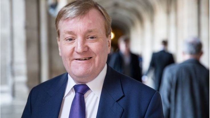Former Liberal Democrat Party leader Charles Kennedy has died at his home in Scotland aged 55, his family says.