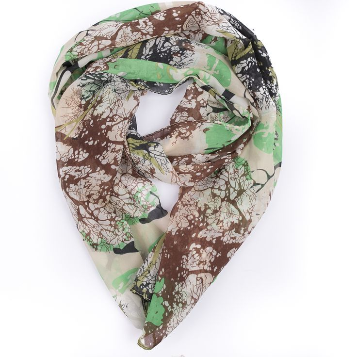 Mint Forest Scarf