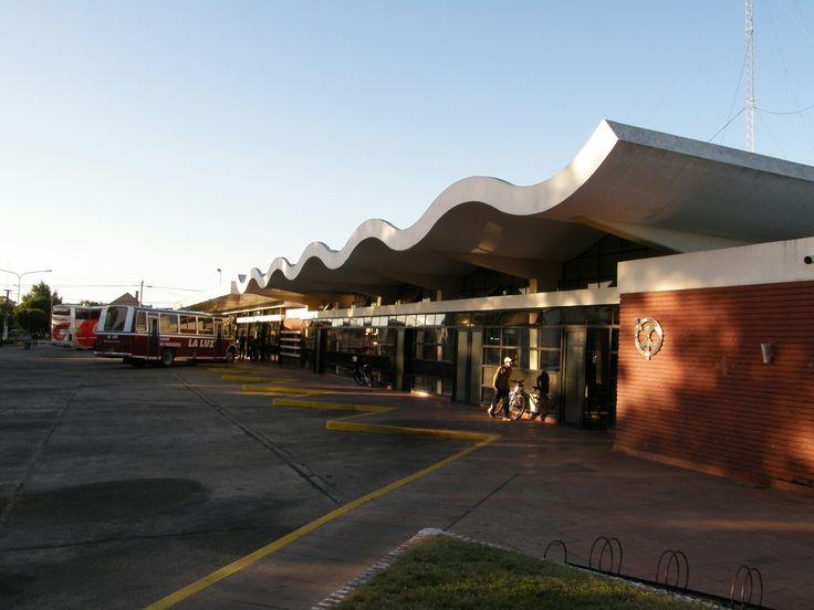 Terminal de Omnibus Pehuajó.