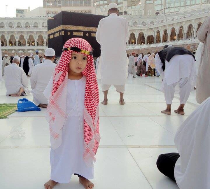 little boy muslim