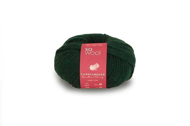 Gomitolo di So Wool, Lanecardate Handknitting