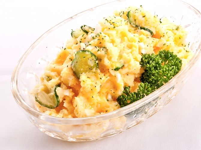 ポテトサラダ | プロから学ぶ簡単家庭料理 シェフごはん