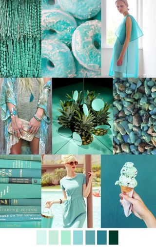 TRENDS // PATTERN CURATOR - COLOR INSPIRATIONS SS 2016 | FASHION VIGNETTE | Bloglovin'