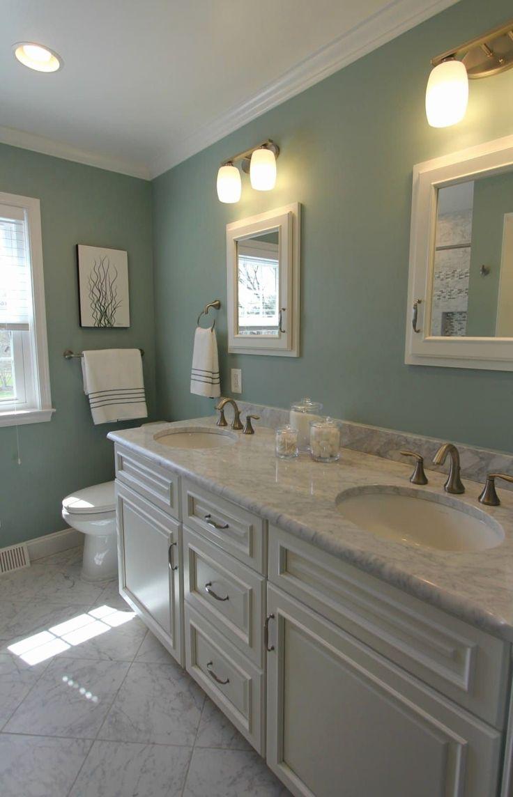 Sage Green Bathroom Ideas Luxury Sage and Gray Bathroom ...