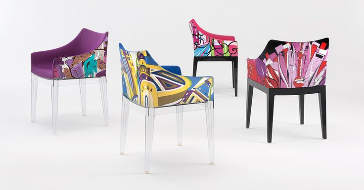 Madame World of Emilio Pucci Edition by Philippe Starck    Passion for fashion