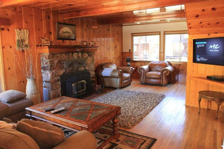 blissful bay lodge by the lake - Houses for Rent in Big Bear Lake