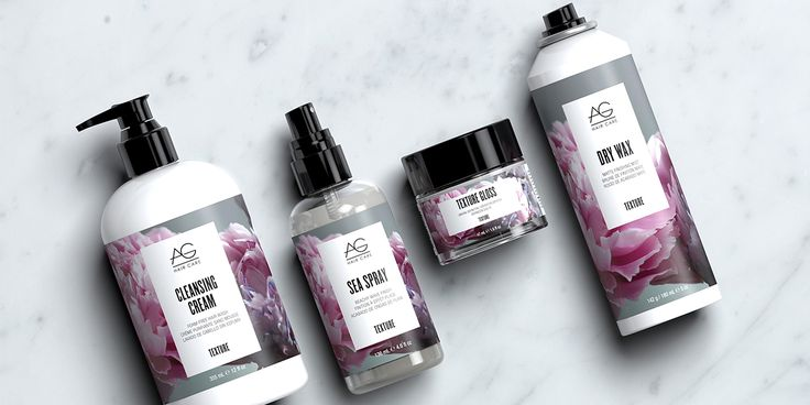 Using a multi-sensory approach to packaging creates user experiences that, in turn, drive brand loyalty. AG Hair has launched Texture, a new category with four innovative products.