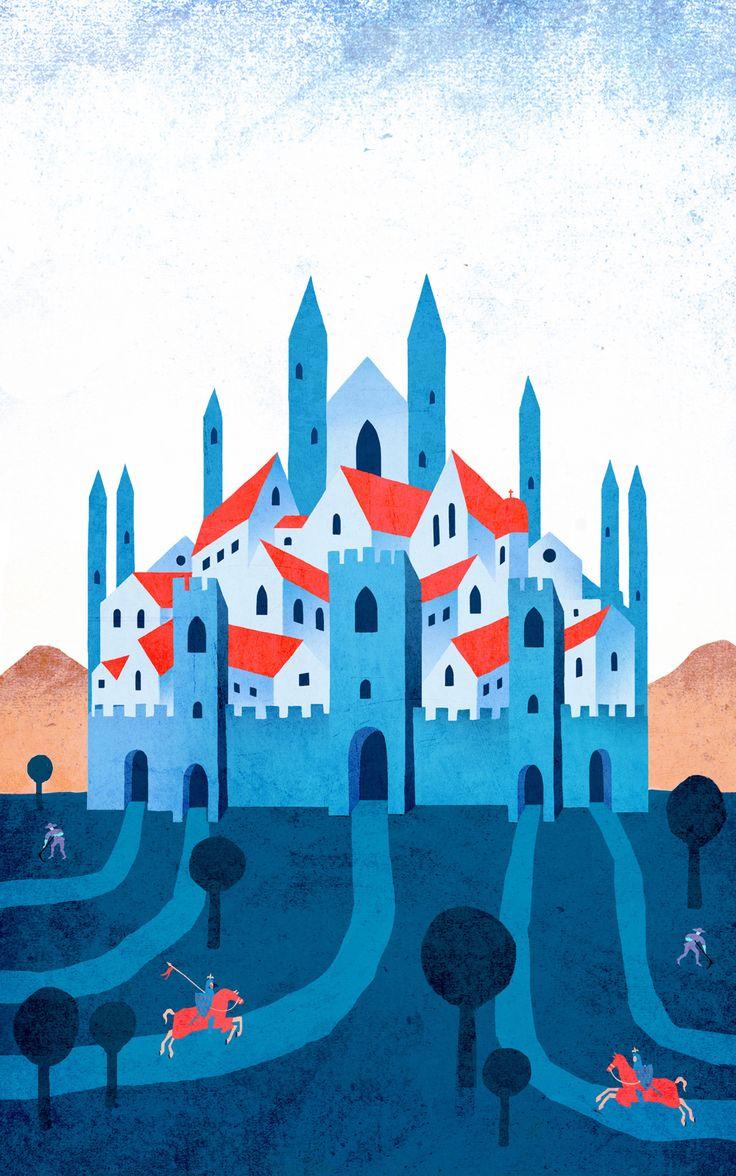 Davide Abbati - Le meraviglie di Milano  http://cargocollective.com/davideabbati