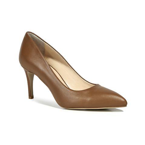 Haleni Kadın Klasik Ayakkabı Konyak - DESA