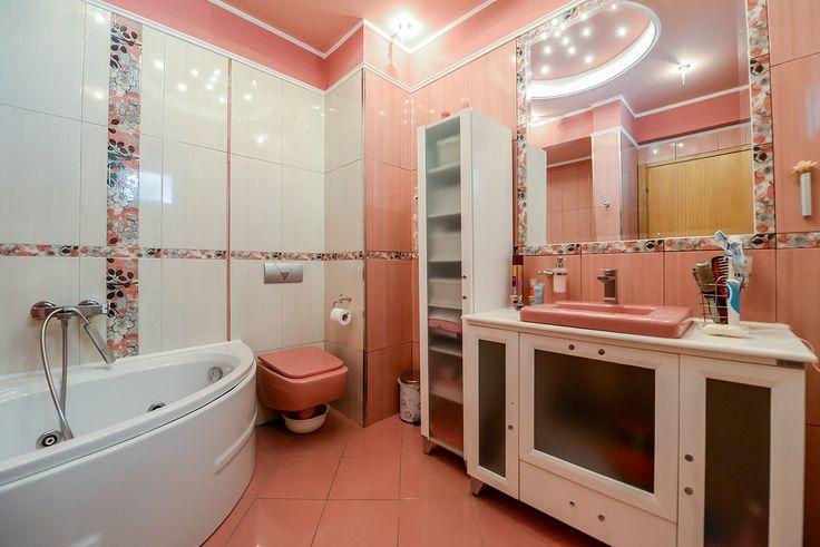 Ιδιαίτερο μπάνιο από ένα από τα σπίτια μας!