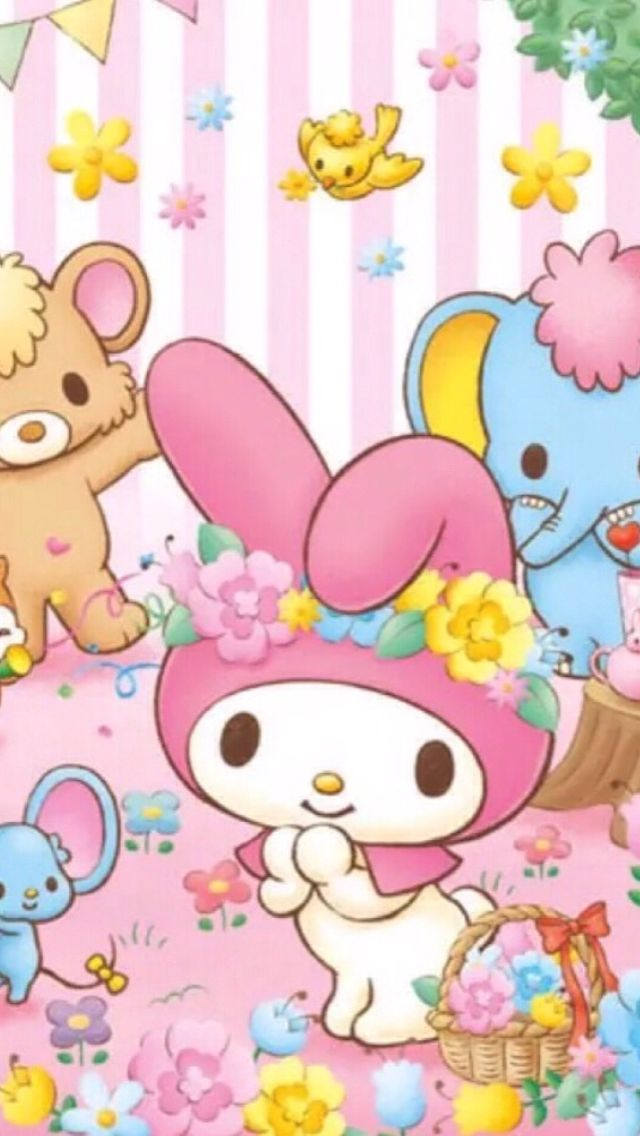 37 Best My Melody Images On Pinterest