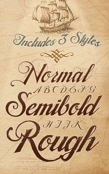 Pirate fonts for any printables I want to make.                              …