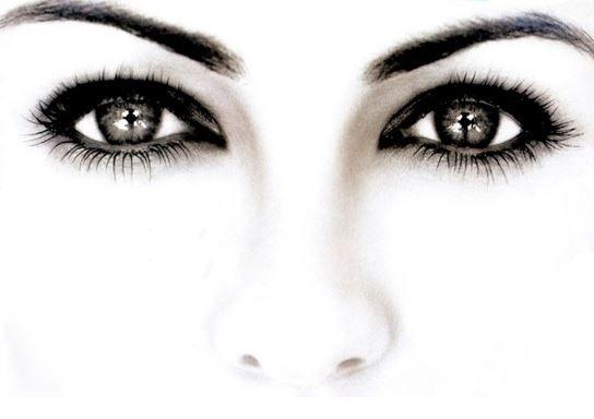 Oci, Painting, Eyes, Augen, Zeichnen, Crtanje, Drawing, Black and White, Crno i Belo, Schwarz und Weiss, Augenbrauen, Obrve, Eyebrows