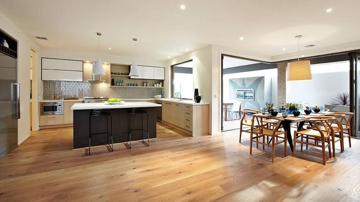 Bellmore kitchen, dining