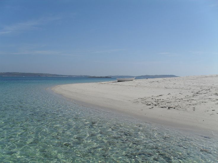 Samson Beach, Isles of Scilly