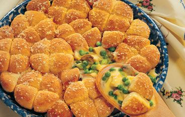 Chicken Nugget Casserole Recipe