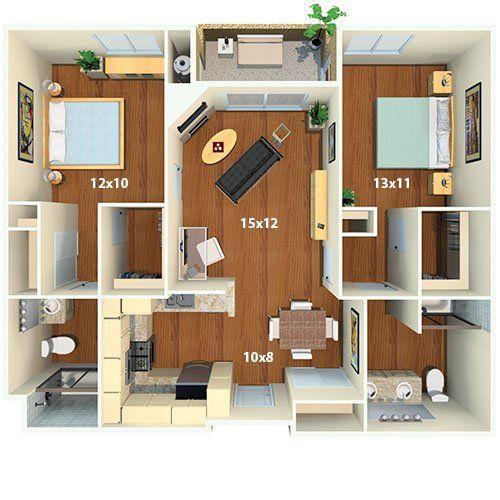 Brea Apartments