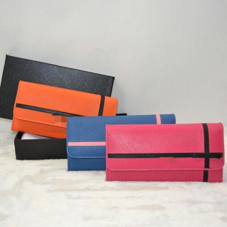 Многоцветный крест шаблон кожаный бумажник внутри и за пределами Соединенных Штатов полной Пио сладкий стиль длинный участок кошелек пригородных благодарения Taobao секунд 1-