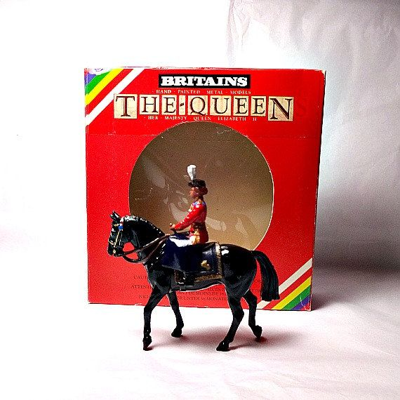 Hey, I found this really awesome Etsy listing at https://www.etsy.com/listing/253012223/the-queen-on-horseback-britains-model
