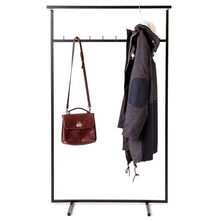 mllmtr - Cloth rack L2-900 #homedesign #home #rack #interior #inredning #interiordesign #interiordecor #finnishdesign interiordecoration #clothrack #hallway #sisustus #sisustusidea #sisustaminen #naulakko #vaateteline