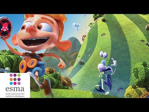 [Film d'animation] Ce garçon va faire une rencontre étonnante... :)