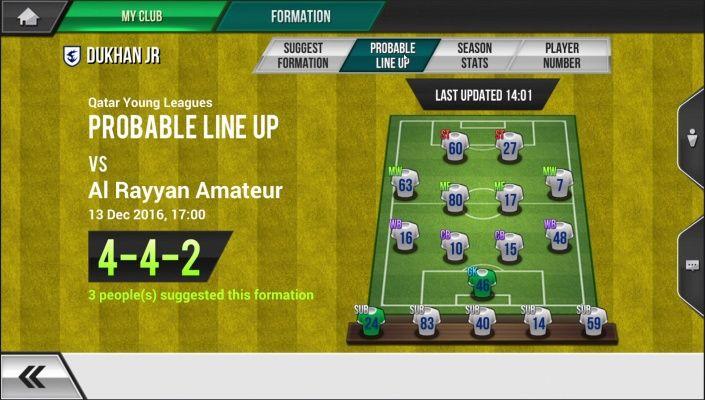 Football Saga Fantasista is a Android Free, social Football Simulation Multiplayer Game where you can be the godlike footballer in the field, build character, train hard, join the professional club with other players and bring your club to be the champion.