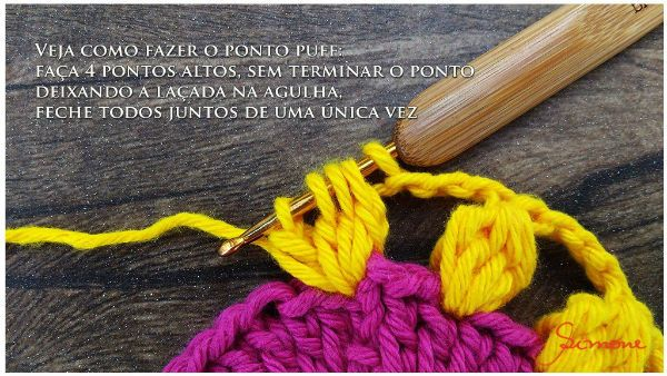 como tejer mandala crochet