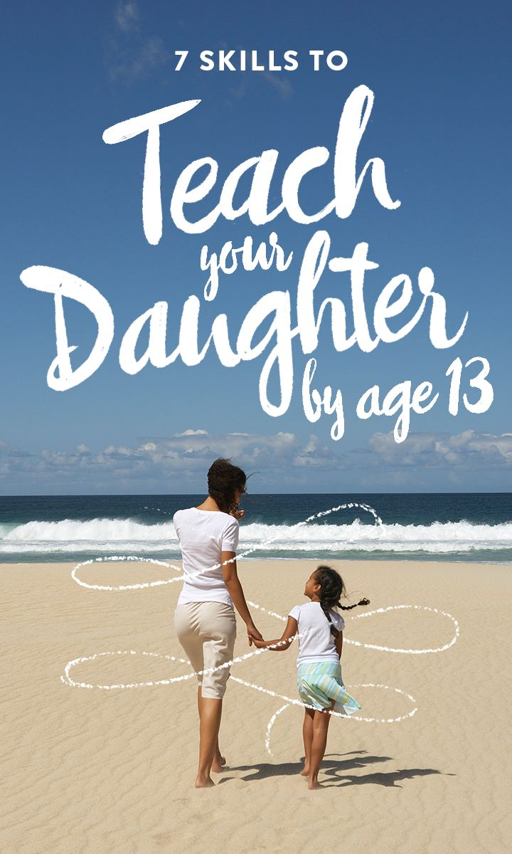 Helpful advice here if you find yourself raising one or more little girls.