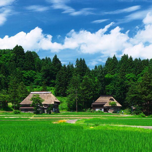 日本の夏 | 日本 > 中部地方の写真 | GANREF
