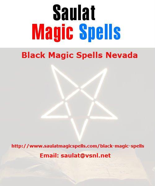 Black Magic Spells Nevada | Black magic spells, Magic spells, Black magic