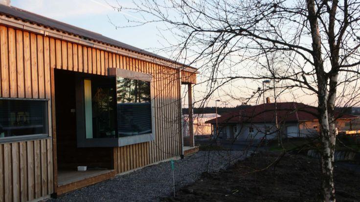 Villa Skivdal Rakkestad // Kritt Arkitekter