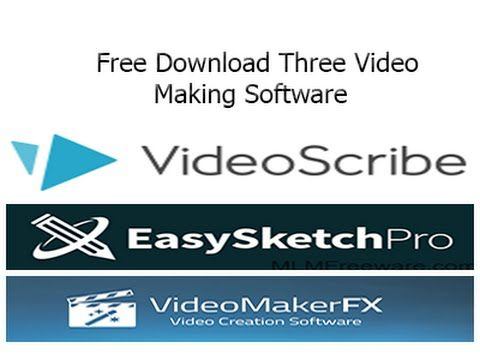 Video Animation Software Free Download - Easy Sketch Pro,Video Maker FX,...
