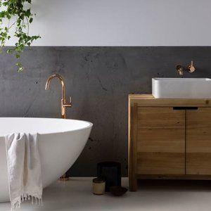Icon Bath Mixer + Basin Set - Rose Gold.jpg