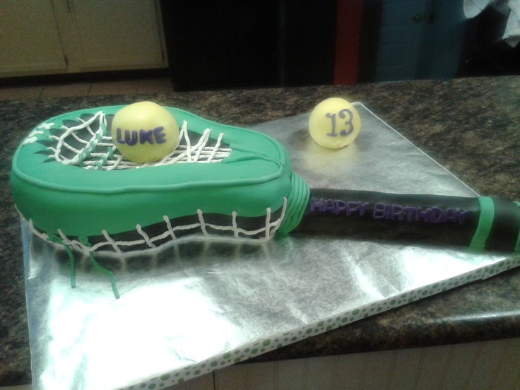 Lacrosse Cake Cake Ideas And Designs