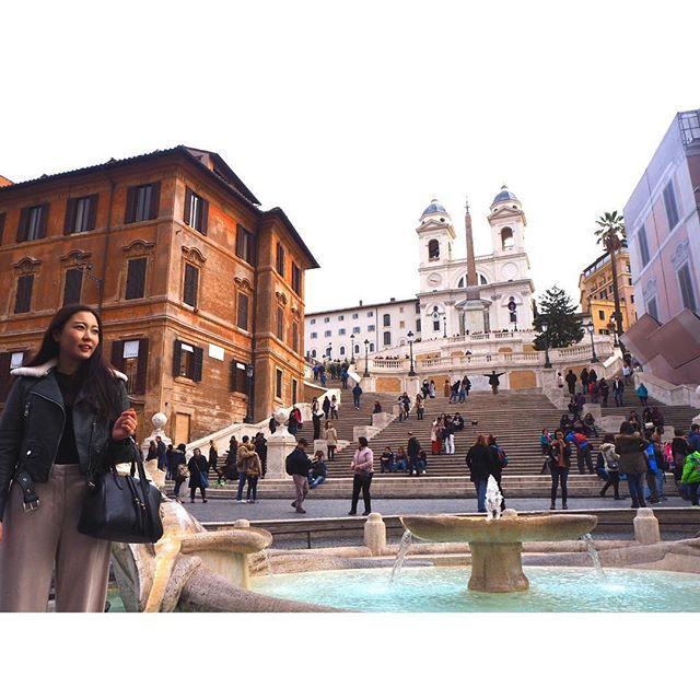 - Piazza di Spagna 階段のとこに人が溢れててほしかったけど、 朝早かったから全然いなくてちょっと残念 . . . . . #Italy#Rome#Spain#Europe#fountain #spainshsteps#trip#travel#travelholic #olympus#olympusomd#gopro #instatravel#travelgram#photolover #instagood#instanice#instalike#l4l #イタリア#ヨーロッパ#ローマ#スペイン広場 #オリンパス#ゴープロのある生活#goproのある生活 #ローマの休日#이탈리아#로마# by kahoo82. travelholic #spain #이탈리아 #instanice #로마 #instalike #olympus #gopro #ローマ #rome #ゴープロのある生活 #イタリア #spainshsteps #trip # #travel #l4l #olympusomd #instagood #photolover #goproのある生活…