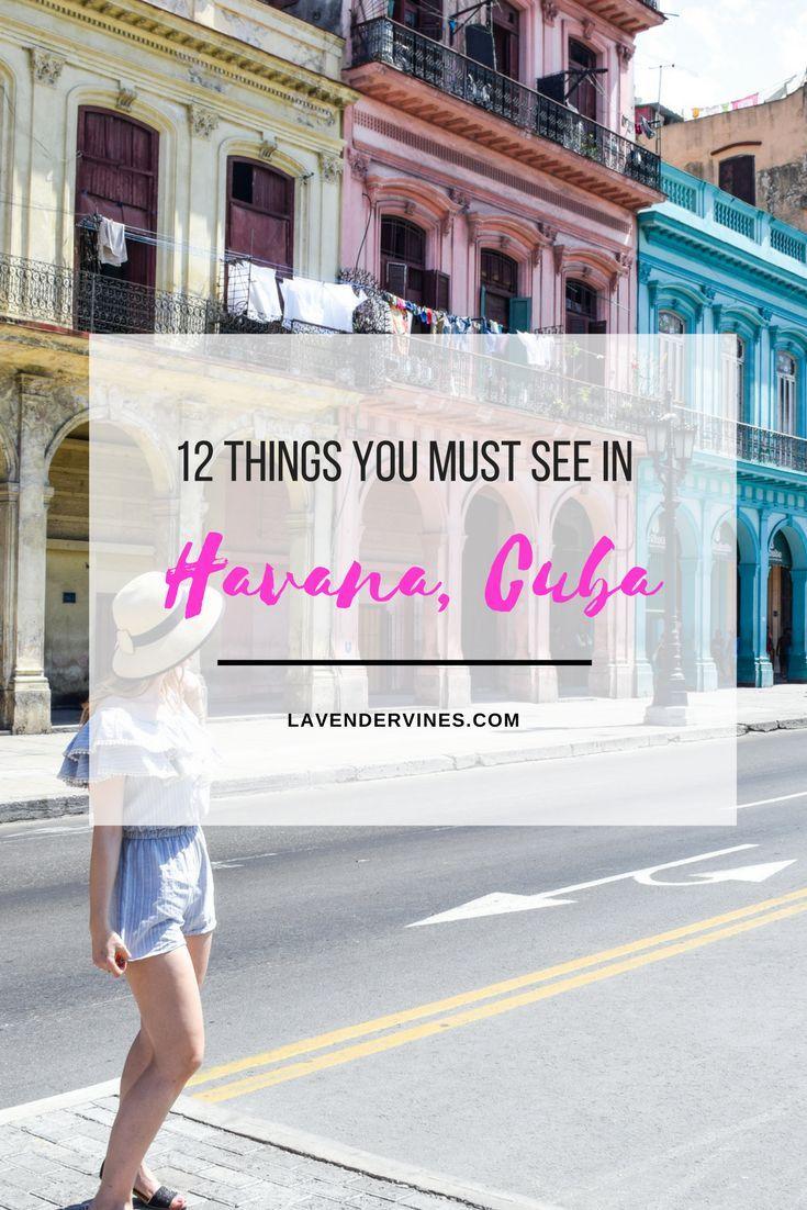 Havana Cuba things to do, Cuba travel, Cuba trips, Havana nights, vacation in Cuba, Cuba honeymoon,  Cuba vacation,  travel to Cuba, #havana #cuba